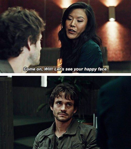 His adorable upset face *heavy-breathing* | Community Post: 12 Reasons Why Will Graham (Hugh Dancy) Is A Cute Puppy