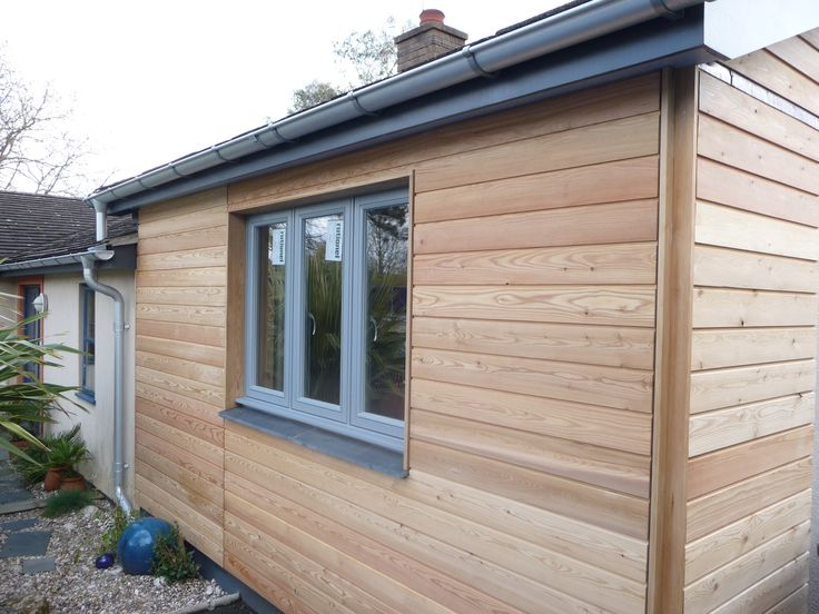 Siberian Larch Cladding Devon Lerki Kl 230 240 Ningar In 2019