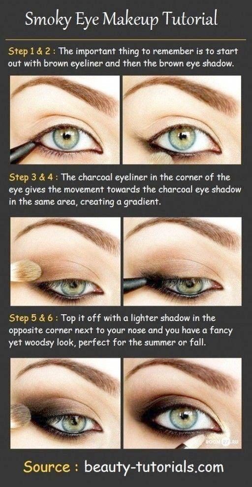 Smokey Eye Makeup List Eye Makeup Keeps Smudging Eye Makeup