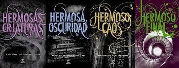 Ebooks for Share ...: Saga Hermosas Criaturas -  Kami Garcia