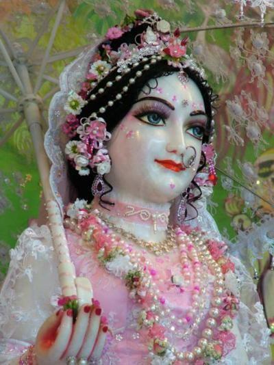 Sri Radha Pranama