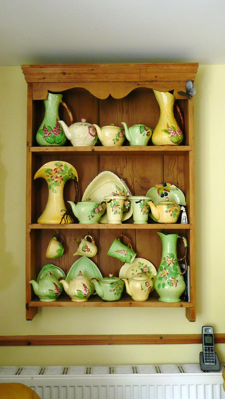 My Carlton Ware floral embossed collection. I love this china