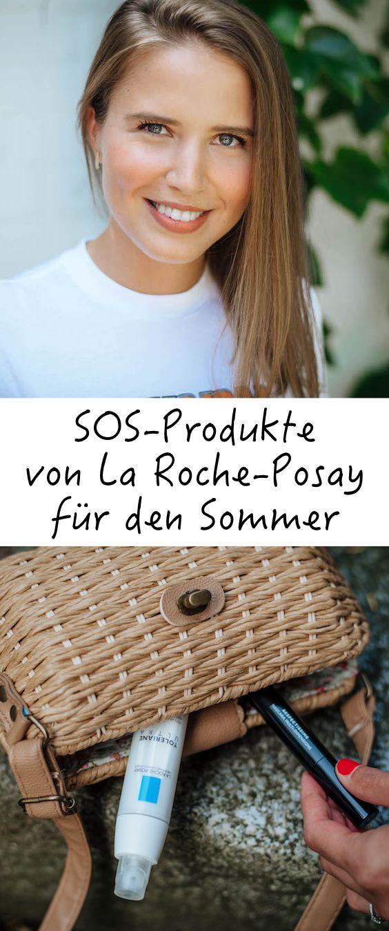 Testet meine Sommer-SOS-Produkte von La Roche-Posay: Die Toleriane Ultra und die Respectissime Mascara