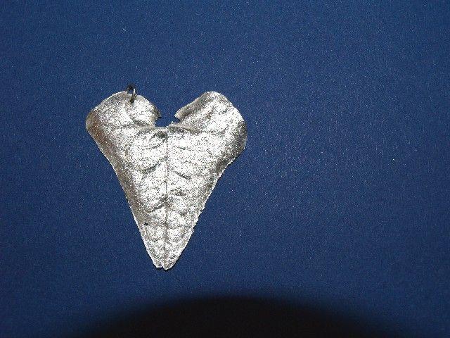 Foglie d'argento: un regalo prezioso ed economico