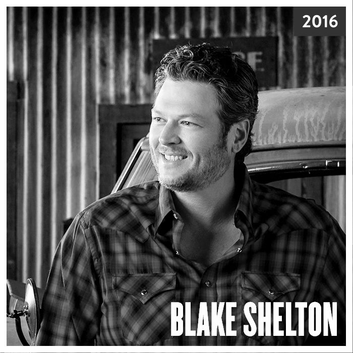 Blake Shelton at Boots and Hearts 2016 at Burl's Creek Event Grounds