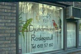 Djurkliniken Roslagstull | Hitta Djursjukhus i Stockholm