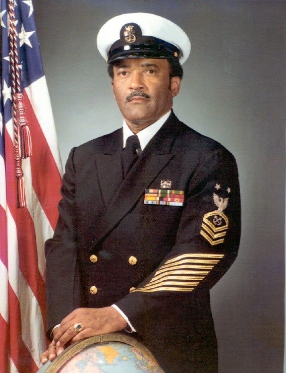 Carl Brashear: 1st African American and 1st Amputee To Become A Master Diver In The U.S. Navy
