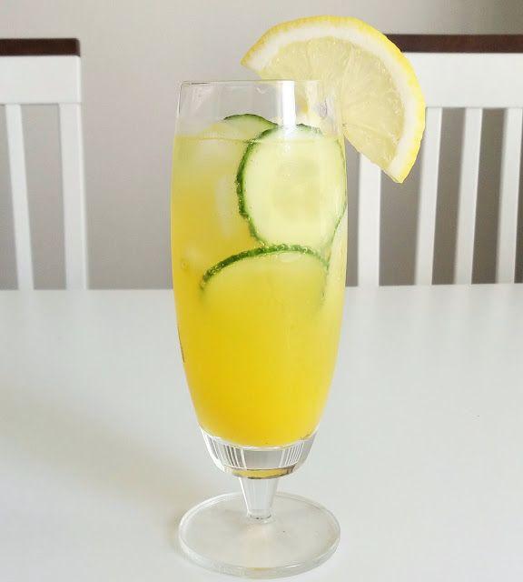 Mocktail! Herkullinen alkoholiton drinkki