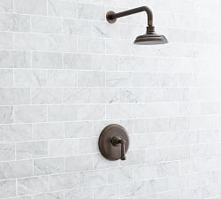Shower Faucet Sets   Pottery Barn