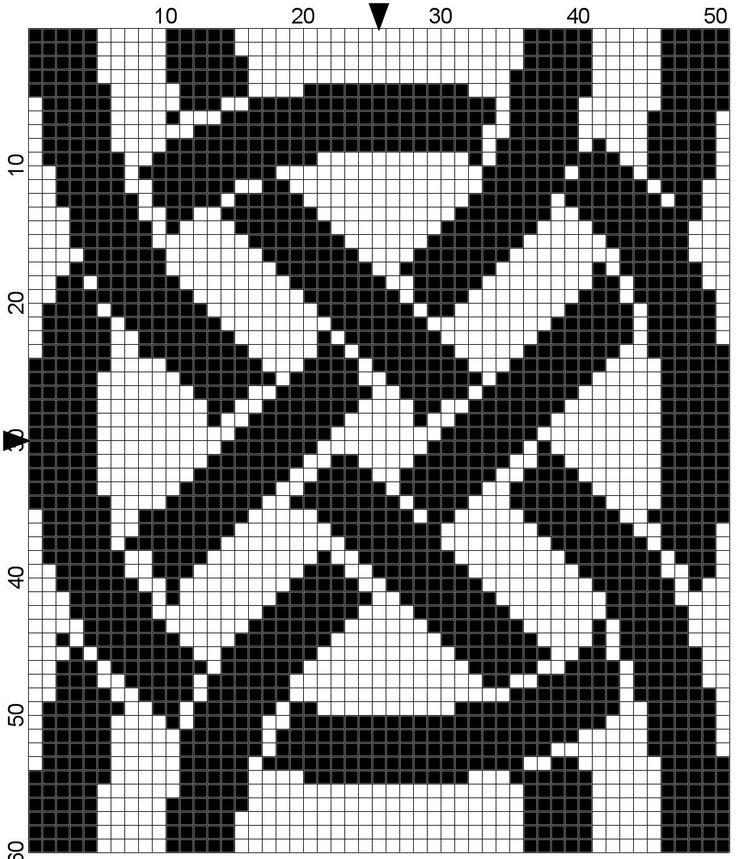 Knit ʚɞ stitch ʚɞ crochet: Cross stitch. Nodi celtici