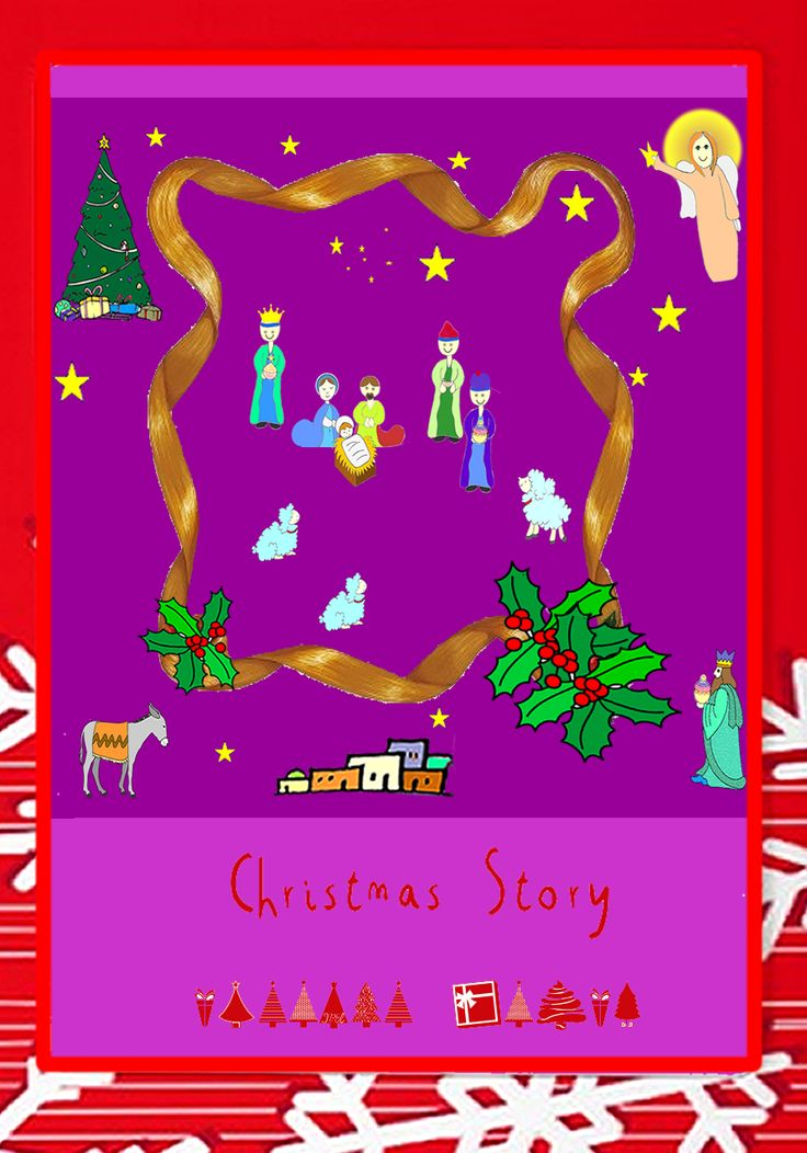 A christmas e-book about Mary and Joseph, their journey to Bethleem and the birth of Jesus.Suitable for children K-2, preschool, kindergarten first grades.Available at Kindle store.