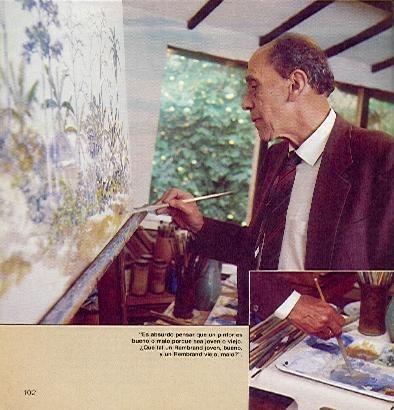 Gonzalo Ariza, pintor - Gonzalo Ariza
