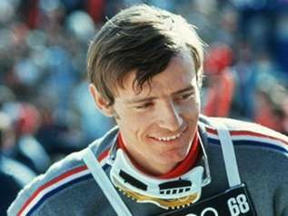 jeux olympiques hiver Grenoble 1968 Jean Claude Killy