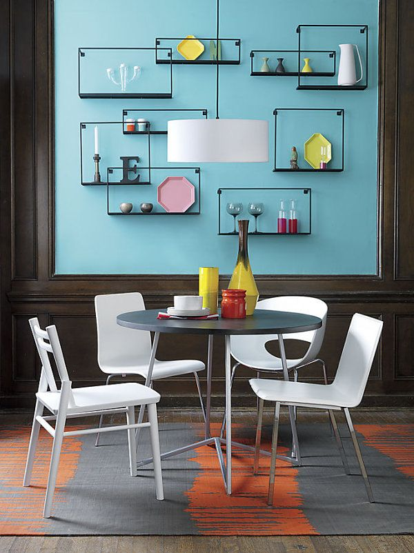 Dining Room Wall Decorating Ideas awesome dining room shelf pictures - room design ideas