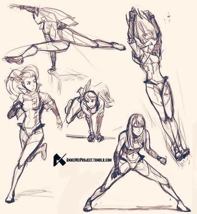 Výsledek obrázku pro fighting poses