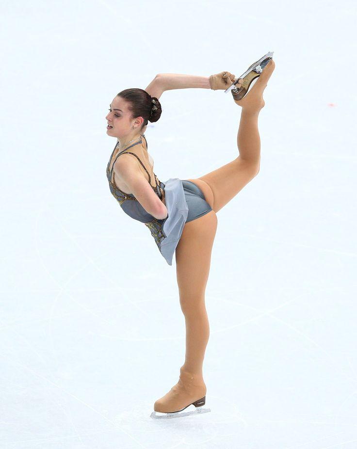 Figure Skating - Ladies' Free Skating - Adelina Sotnikova - Russia - Gold Medallist