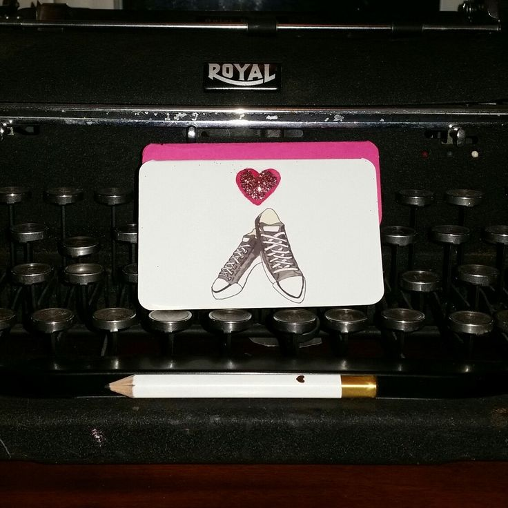 Sending big love with a Small Talk note!