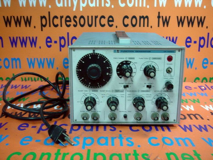 HP FUNCTION GENERATOR VP-7402A