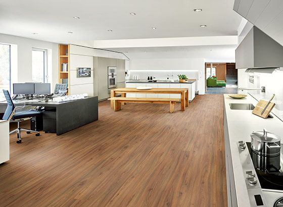 Ed4032 walnut brown design flooring in use for more information http