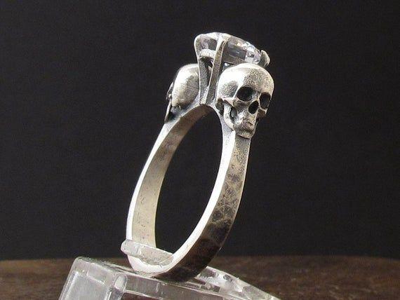 MySacrum SILVER WEDDING RING