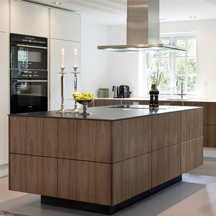 7 best Køkken - Grebsløs design: Træ/Wood images on Pinterest ...