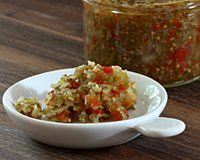 Cucumber Relish User Rating4.5 Star Rating (4 Reviews) write a review By Diana Rattray, About.com Guide Ads: Recipe Zucchini Relish Recipe Dill Pickle Recipe Vegetable Meal Recipe Chopped Salad Recipe  Cucumber Relish