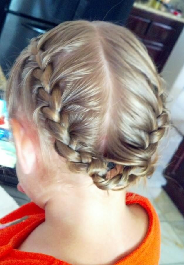Astonishing 59 Best Kids Hair Images On Pinterest Hairstyles Braids And Short Hairstyles Gunalazisus