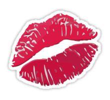 Kiss Mark Apple / WhatsApp Emoji Sticker
