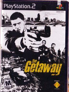 The Getaway - PlayStation 2