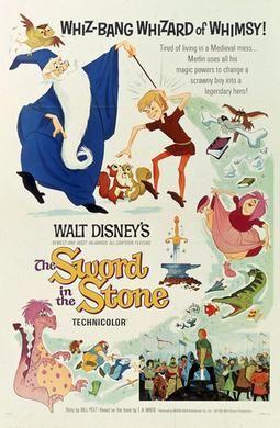 The Sword in the Stone (film) - Wikipedia