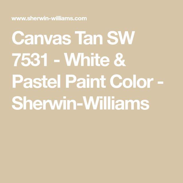 8 Best Th Main Paint Color Sw Canvas Tan Images On: Best 25+ Tan Paint Colors Ideas On Pinterest
