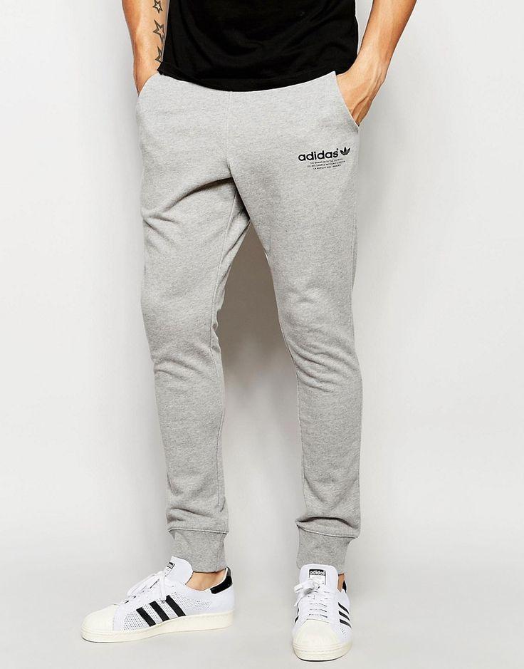 adidas Originals | adidas Originals Skinny Joggers AJ7255 at ASOS
