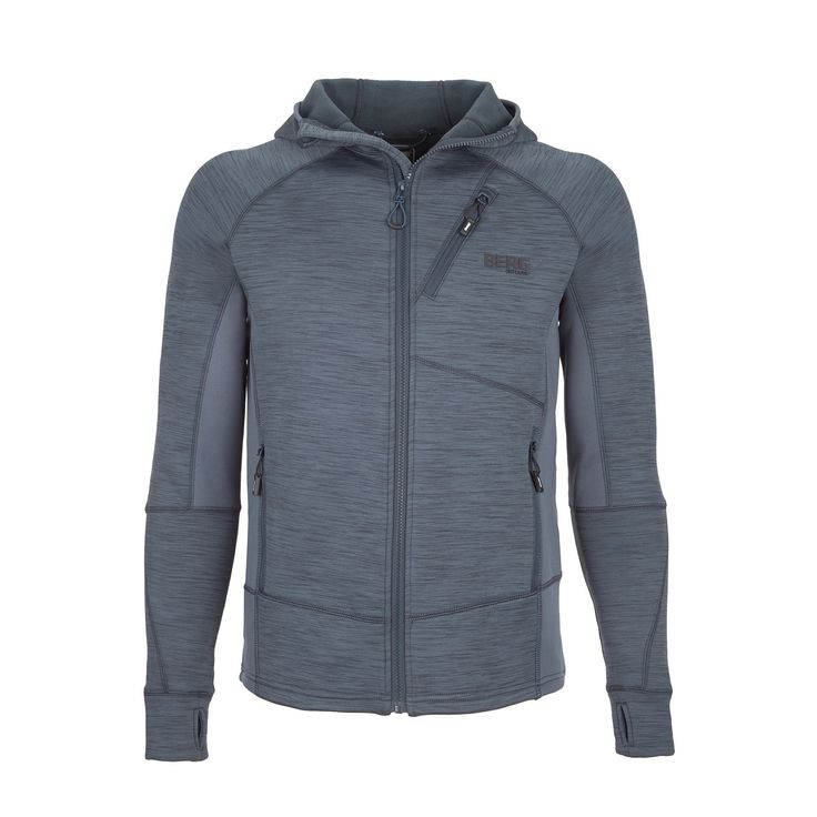 High-performance meets design with this breathable and warm technical fleece mid-layer.