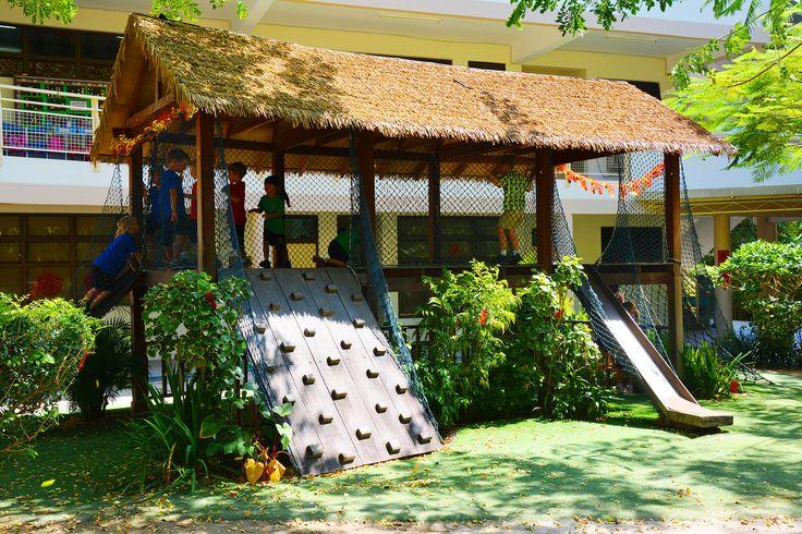 Uplands School_Walker Landscape_playground