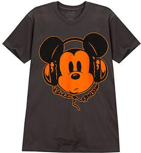 Gifts for Him: Mickey Mouse T-Shirt @ Disney Store