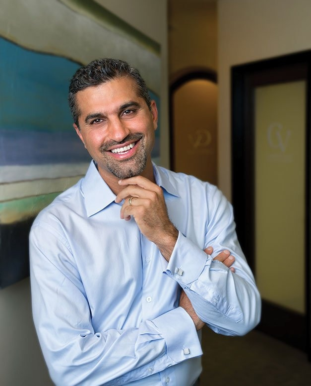 FINE magazine Doctors Guide - featuring doctor  Amir M. Karam, MD Facial Plastic Surgeon and Founder of Carmel Valley Facial Plastic Surgery.