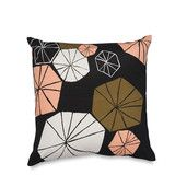 Nasturtiums Cushion Cover by Citta Design | Citta Design
