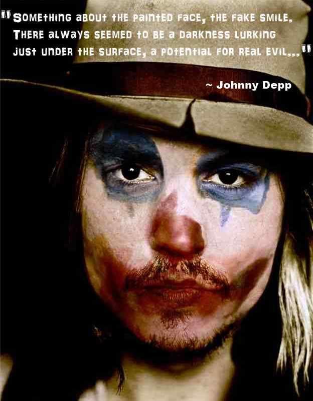...johnny...depp...clown...overload...