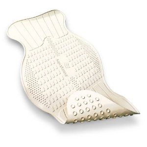 AquaSense Non-Slip Bath Mat with Invigorating Massage Zones, Small by AquaSense. $14.49. The AquaSense Small Size Bath Mat is safe, hygienic and allows you to be comfortable standing or sitting. Non-slip surface with over 300 suction cups provide an active, secure grip that conforms to your bathtub. This versatile bathmat has contoured sides which allow many position options for bath seating aids and contoured ends will not block the drain. Soothing massage zones offer a relaxin...
