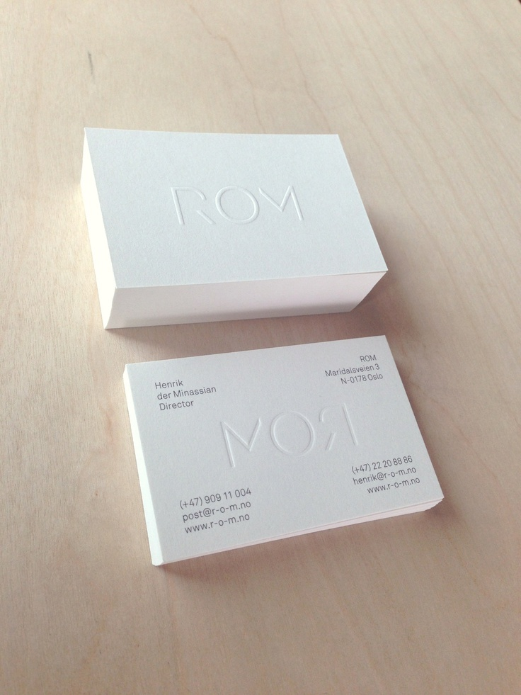 259 best Stationary & Business Cards images on Pinterest   Brand ...