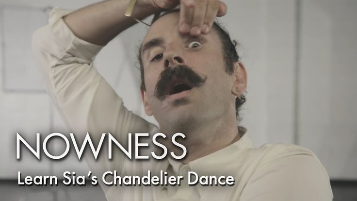 An inner monologue turned tutorial video gives us the thinking behind Sia's 'Chandelier,' courtesy of LA choreographer Ryan Heffington on NOWNESS