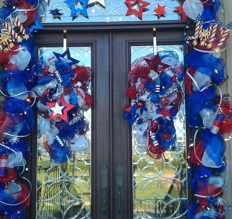 160 Best 4th Of July Decorations Images On Pinterest | Patriotic Crafts,  July Crafts And Patriotic Decorations