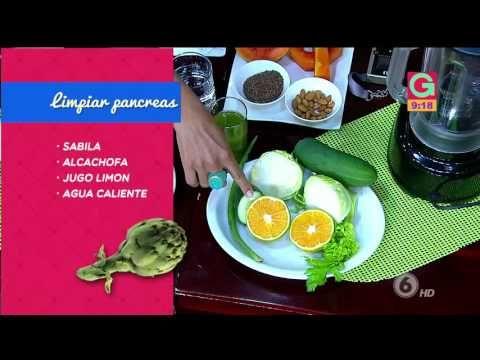Cómo limpiar su páncreas y vesícula con medicina alternativa - YouTube