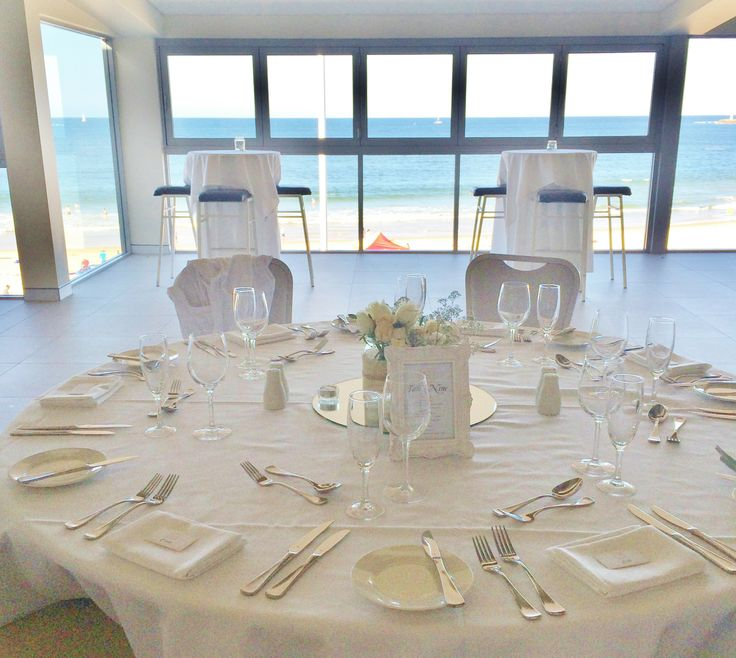 A beach wedding without getting sand in your toes at The Surf Club Mooloolaba