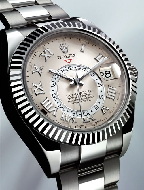 .Just Wear This.    |    .Timeless.  .Classic Masculinity.      Rolex Watch