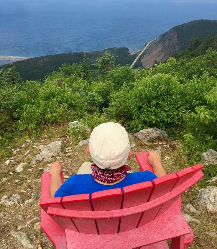 L'Acadia Trail, Cape Breton Highlands National Park Cape