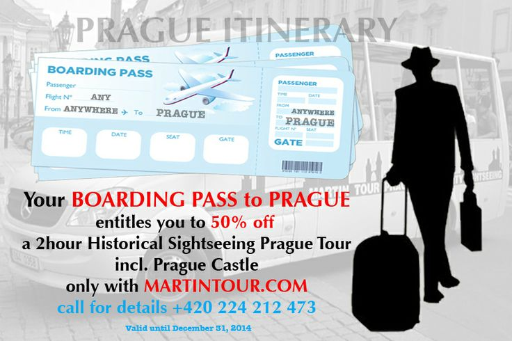 Prague Sightseeing Voucher