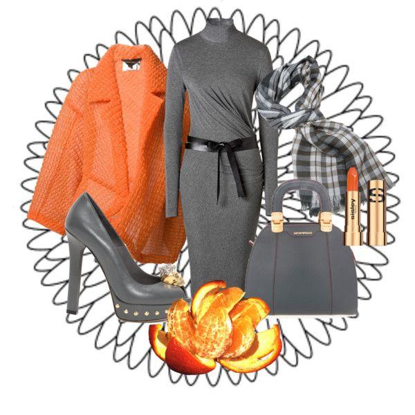 """Just Sets: Have a bright Monday! (Comme des Garçons jacket)."" by hana-tanana on Polyvore"