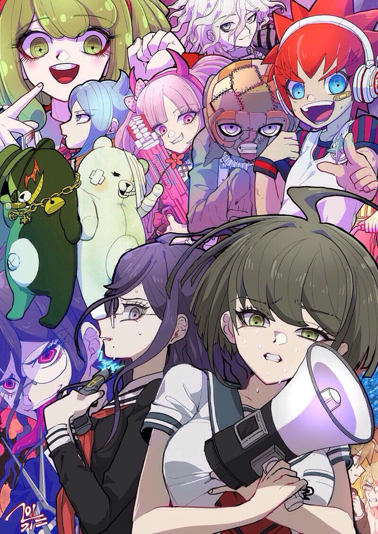 Dangan ronpa anime episode 2