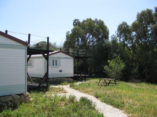 Alquiler casa alojamiento bungalows cerca playa Canos de Meca, Zahora, El Palmar, Vejer, Costa de la Luz, Cadiz, España